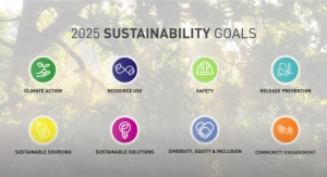 Univar Announces New Global Sustainability Goals For 2025 and Beyond