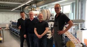 German converter adds two Gallus Labelmaster presses