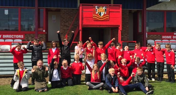 ABG sponsors local educational charity