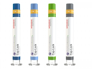 Schreiner MediPharm, Plas-Tech Partner on Prefilled Syringe Cap-Lock