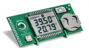 Sensirion's New Humidity and Temperature Gadget Available Globally