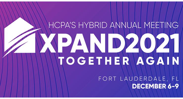HCPA's Hybrid Annual Meeting: XPAND2021