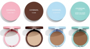 Coty Redesigns CoverGirl Clean Pressed Powder Compact with 35% Less Plastic