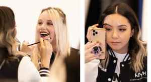 NYX Pro Makeup Is 1st Global Cosmetics Brand To Partner with an eSports Team