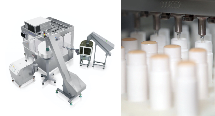 Marchesini Group's Cosmatic Launches New Machine for Lip Balm Filling