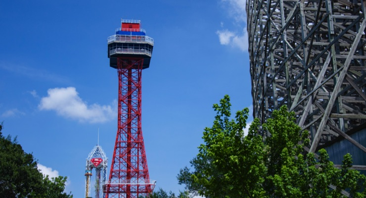 PPG Announces Preferred Paint Supplier Agreement with Six Flags