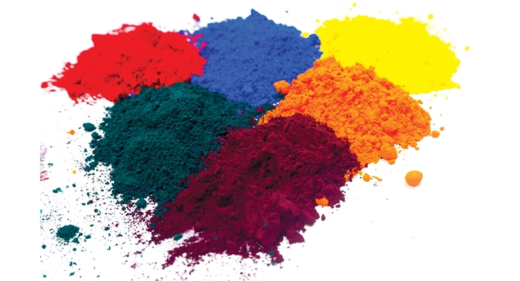 The Pigment Industry
