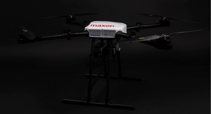 maxon Partners with Open-Source Champion Auterion to Galvanize Drone Industry