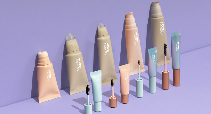 WWP Beauty Launches Sustainable Touchless Tubes Collection
