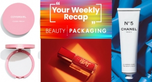 Weekly Recap: CoverGirl Cuts Down on Plastic, Chanel No. 5 Celebrates 100th Birthday & More