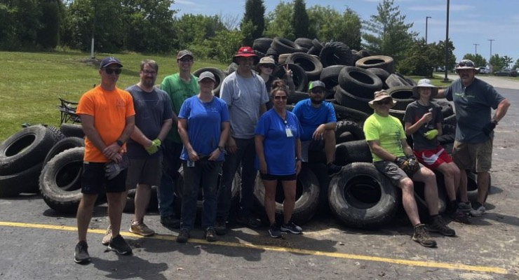 Brewer Science Shows Sustainability in Action with Local Event