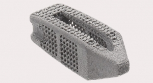 Orthofix Rolls Out 3D-Printed FORZA Titanium PLIF Spacer in U.S.
