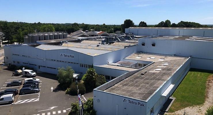 Tetra Pak to Invest €100 Million to Expand European Manufacturing