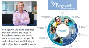 Edgewell Personal Care Releases Sustainability Report