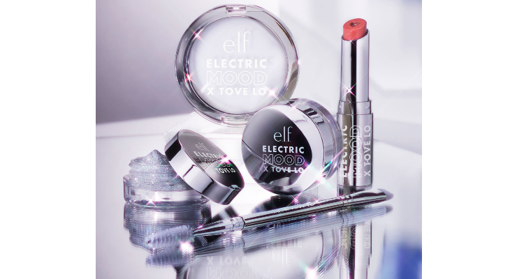 e.l.f. Launches Limited-Edition Makeup Collections Inspired by Music Artists