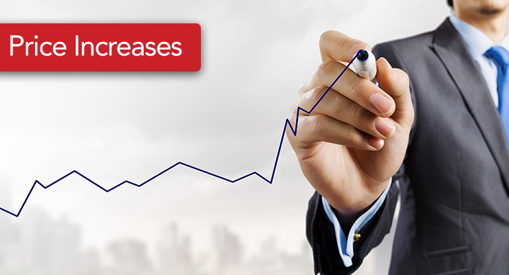 Clariant Announces Additive Price Increases