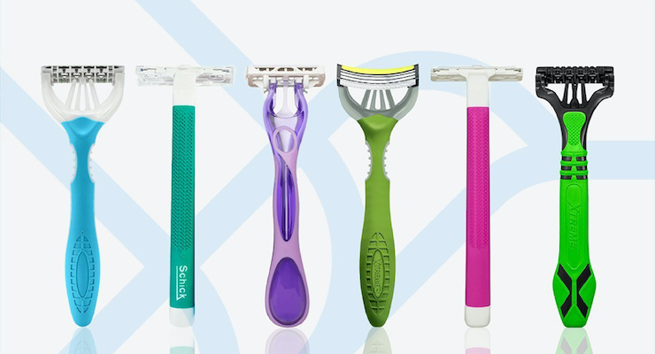 Edgewell Collects Back Disposable Razors To Recycle Into New Products