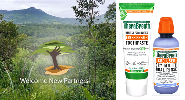 TheraBreath Continues Partnership with Eden Reforestation Projects
