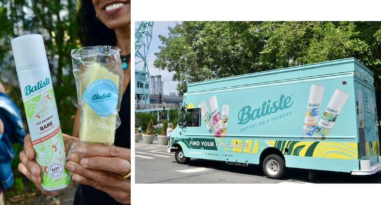 Batiste Shows Off New Packaging & Formula on Mobile Tour