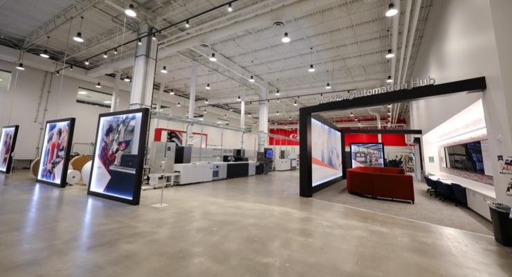 Canon Solutions America Expands University Inkjet Program to RIT