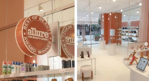 Allure Store Opens in New York