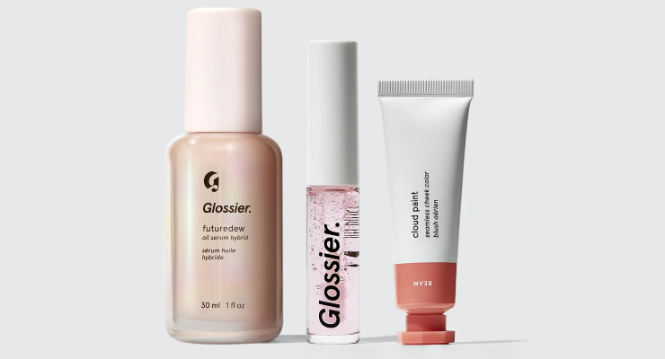 Glossier Raises $80 Million to Scale its Online and Offline Channels Globally