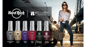 Red Carpet Manicure Partners with Hard Rock