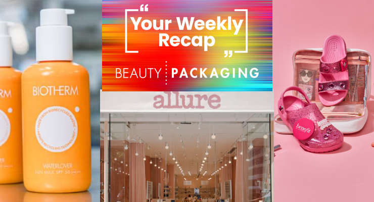 Weekly Recap: L'Oréal's Bottle of the Future, The Allure Store & More