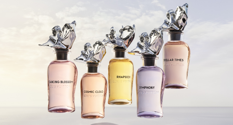 Louis Vuitton Taps the Talents of Architect Frank Gehry for New Fragrance Collection