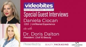 Videobite: Interview with Dr. Doris Dalton, President, Doll 10 Beauty
