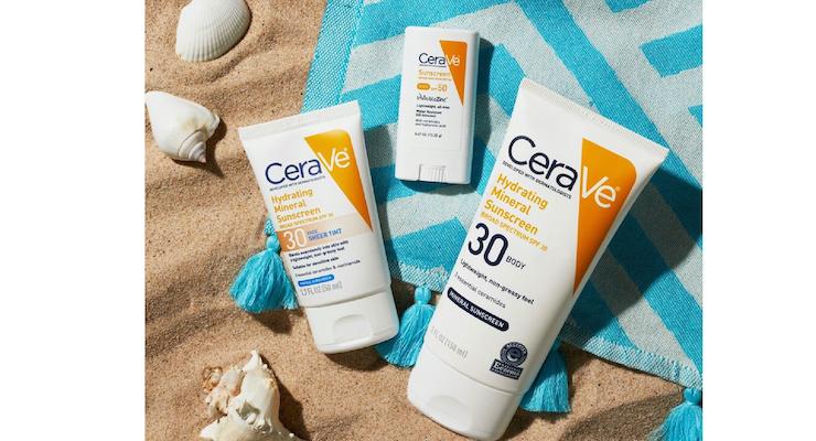 CeraVe Says Ceramides Can Help Protect Against UV-Induced Skin Barrier Damage