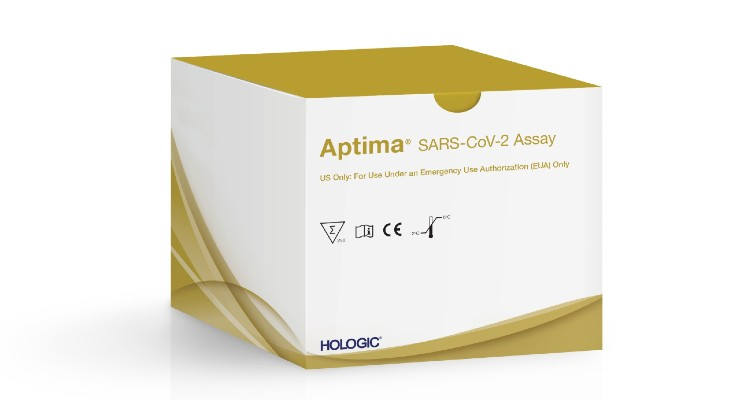 Hologic Gains CE Mark for Saliva Samples with COVID-19 Test