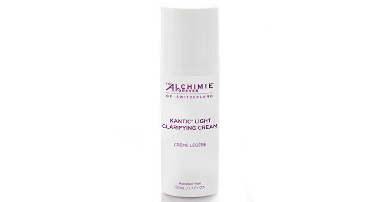 Alchimie Forever Introduces New Kantic Light Clarifying Cream