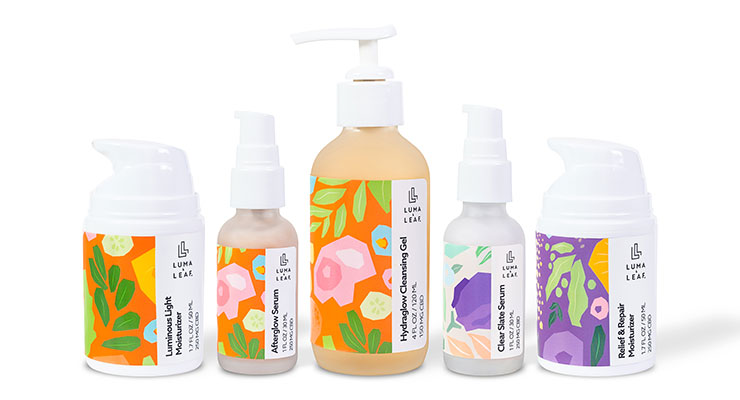 Luma & Leaf Launches in Matisse-Inspired Packaging