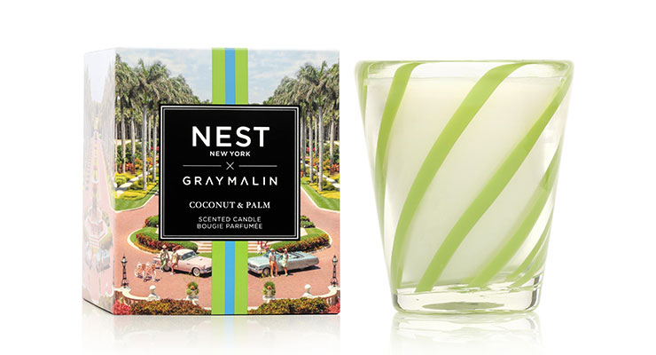 NEST New York Collaborates with Photographer Gray Malin