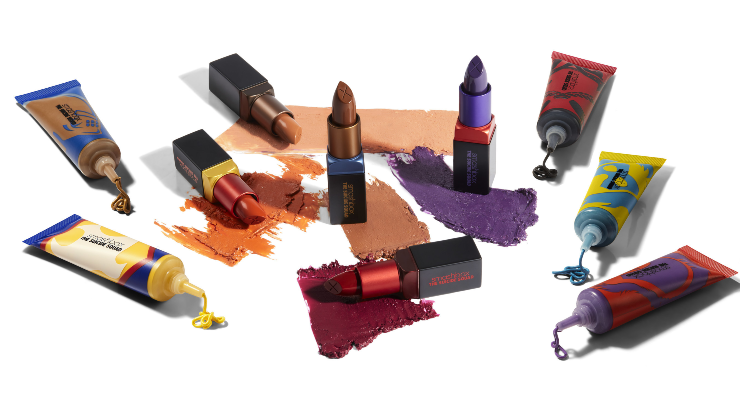Smashbox Collaborates with Warner Bros. on The Suicide Squad Makeup Collection