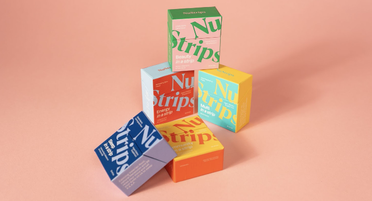 NuStrips Wellness Supplements Reimagines Nutrition for Beauty