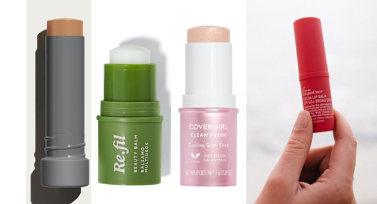 Why Beauty 'Sticks' Are So Popular