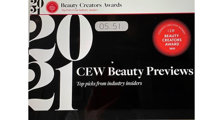 Sustainability & Skin Care Are in Focus at CEW Beauty Awards
