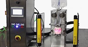 TurboFil Introduces Benchtop Syringe Filler