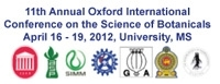 11th Annual Oxford International Conference  on the Science of Botanicals