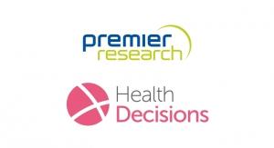 Premier Research Acquires Health Decisions