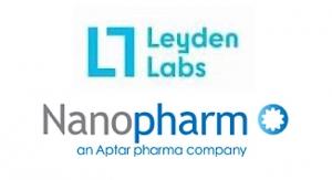 Nanopharm, Leyden Labs to Develop Nasal Spray Drugs