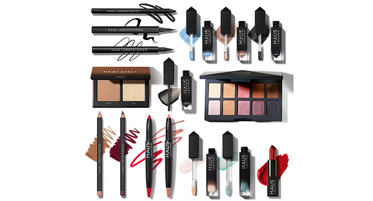 Color Cosmetics Are Back in the Swing