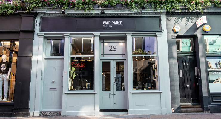 War Paint Debut Store Opens in London