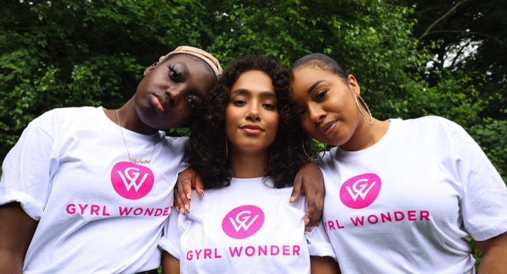 Cantu Beauty and Gyrl Wonder Kick off Convos To Support Young Black And Latina Girls