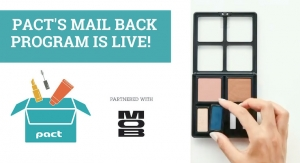 MOB Beauty Launches the Pact Mail Back Program For Hard-To-Recycle Beauty Packaging