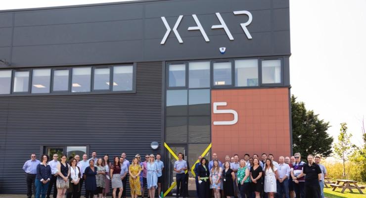 Xaar Opens New Corporate HQ in Cambridge, UK