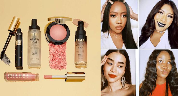 Milani Cosmetics Launches