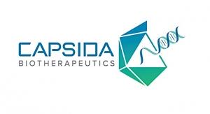 Capsida Unveils Next-Generation Gene Therapy Manufacturing